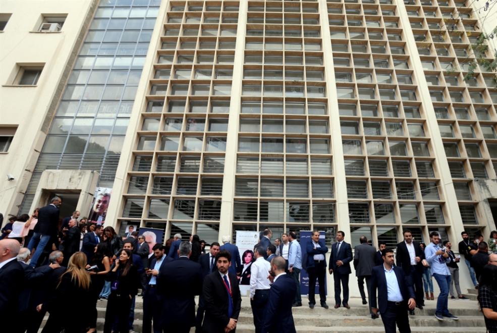 الصندوق «الوهمي» في نقابة المحامين إلى القضاء