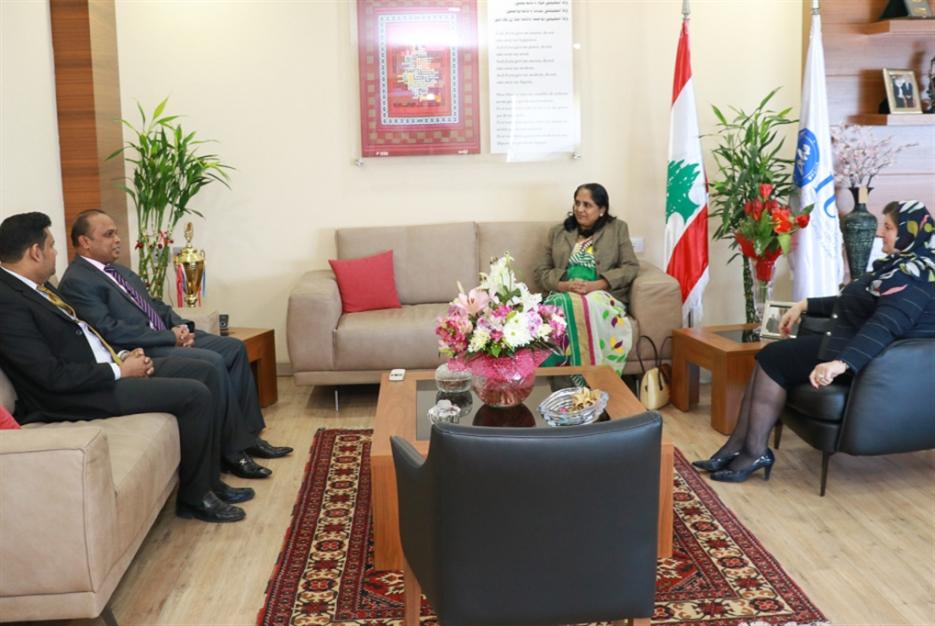 يوم سريلانكا  في لبنان