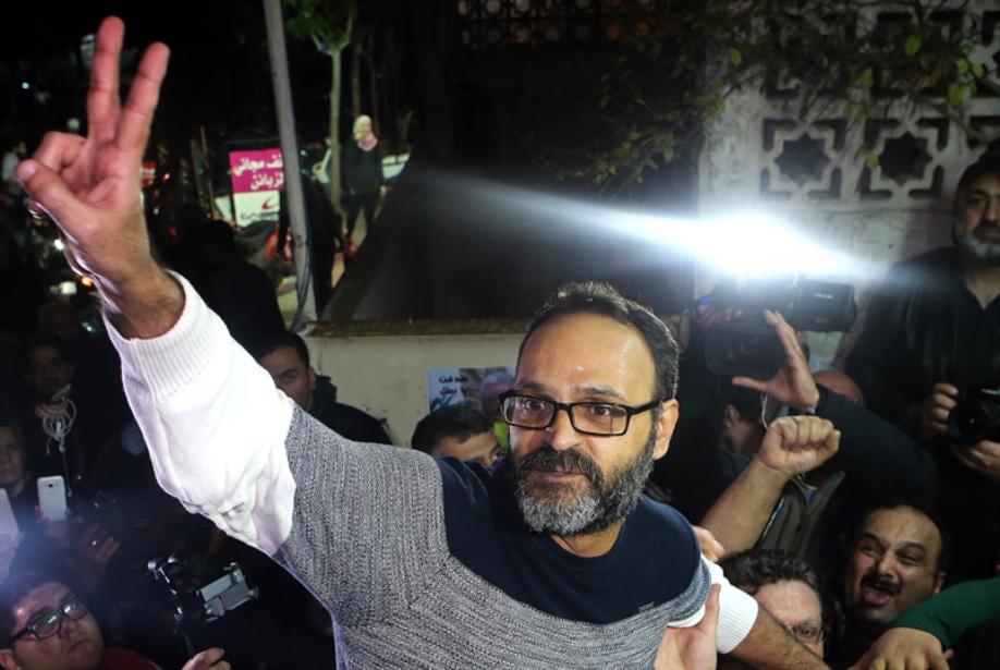 زياد عيتاني إلى الحرية:  حكاية الدقائق الخمس الأولى