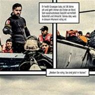 اللاجئون السوريون على درب الآلام