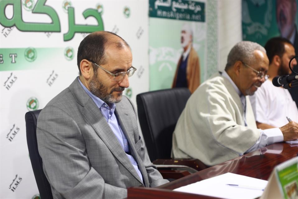 رئاسة «إخوان» الجزائر: معركةٌ منتظرة بعد أسابيع
