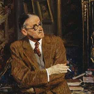 جيمس جويس...  مائة عام من «عوليس»