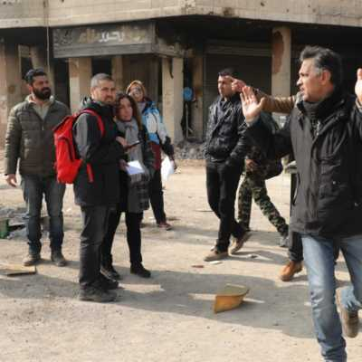 برومو «روزنا»: حلب تعود إلى المشهد الدرامي!