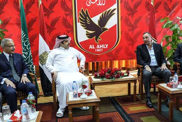تركي آل الشيخ: المال والكرة... لنسيان سيناء