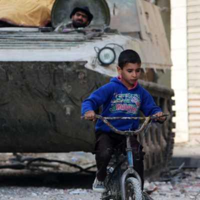 مدنيو دمشق تحت النار: لعبة «من يصرخ أوّلاً»