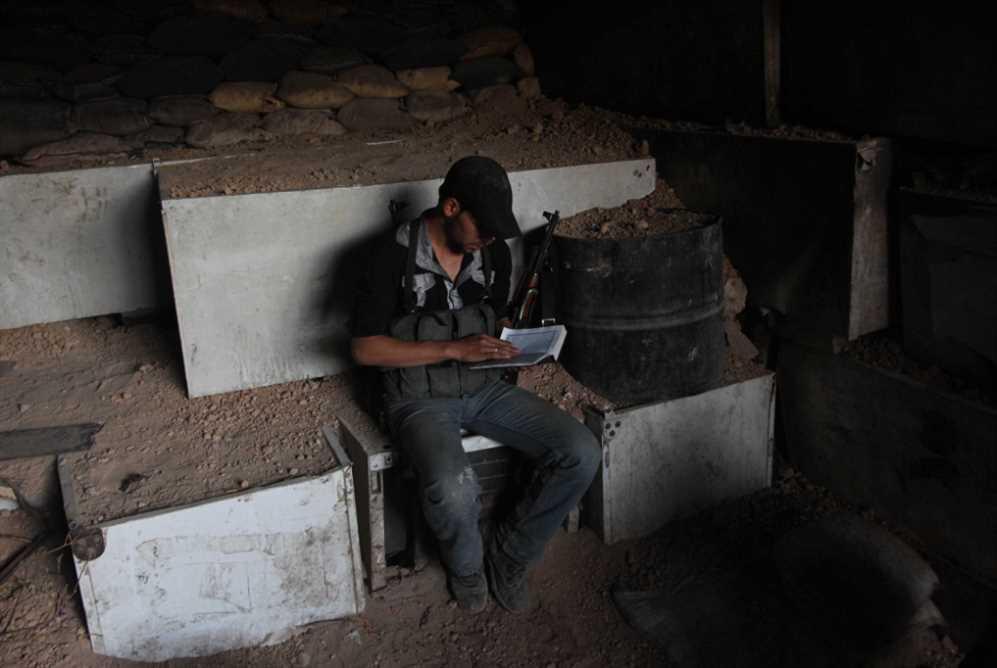 مستقبل «الجهاد العالمي» يُرسم في سوريا