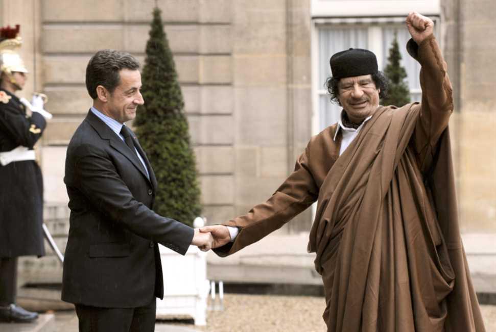 فرنسا: ساركوزي في السجن بتهمة الفساد... أخيراً!