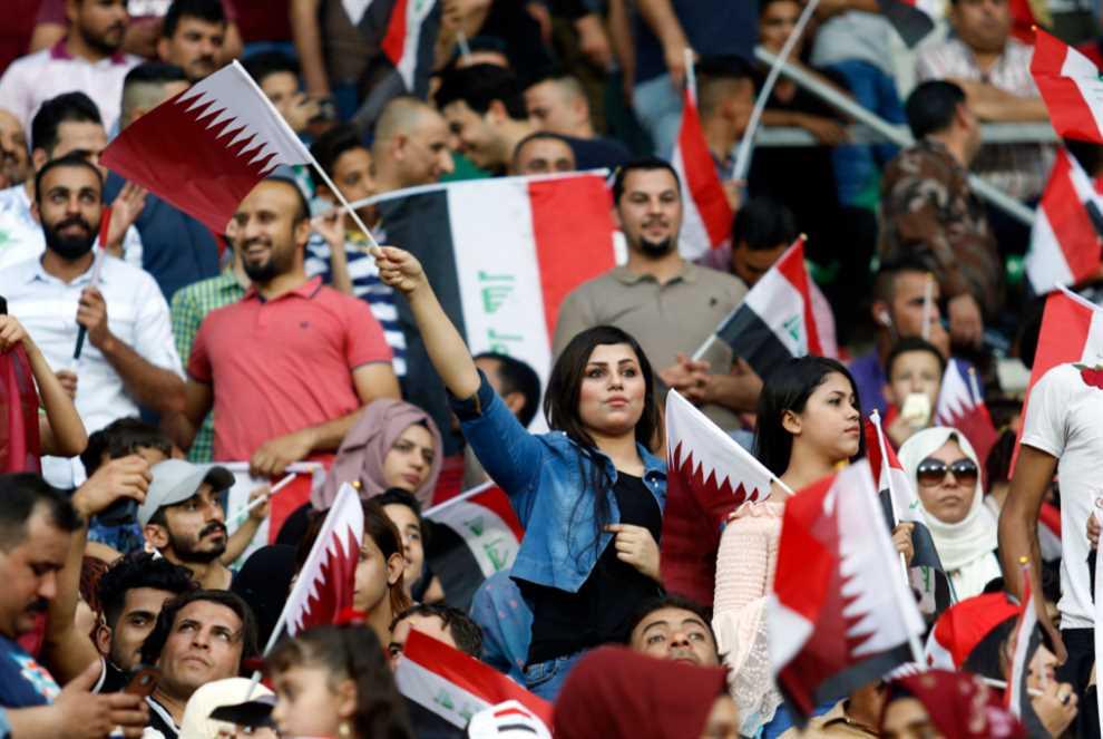 بطولة «الصداقة» في العراق: كرة قدم «جيو ـ سياسية»!