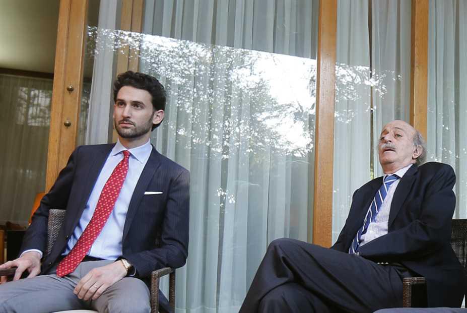 تيمور جنبلاط والتوريث السياسي في لبنان