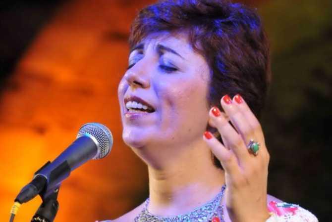 غادة غانم تغنّي «موسيقار الأجيال»
