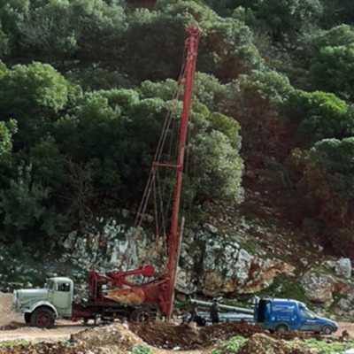 وادي الحجير: 22 بئراً ارتوازية في المحمية!