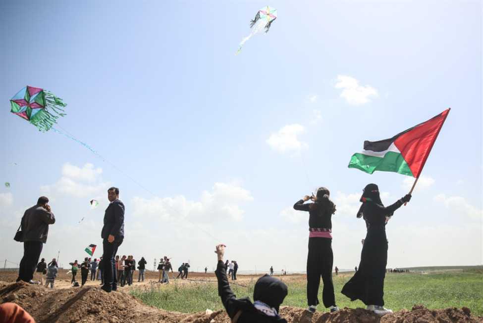 «يوم الأرض»: موعد في غزة لتتويج «انتفاضة القدس»
