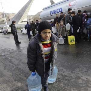 خسائر الحرب السورية قاربت 1170 مليار دولار