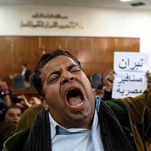 مصر: كش ملك!