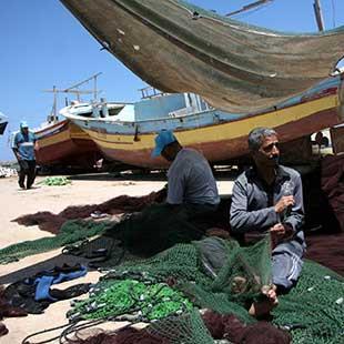 فلسطين | صيّادو غزة في شباك البحرية الإسرائيلية