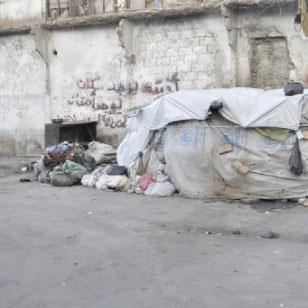 الحرب «شرّدت» الغجر إلى أحياء دمشق الشعبية