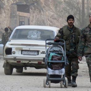 قراءة للدور الإيراني في الأزمة السورية