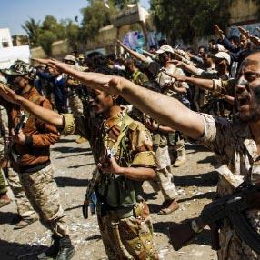 صاروخ بالستي «يطاول الرياض»... والمملكة تخسر مواقع إستراتيجية