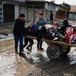 عمليات الموصل | القوات العراقية تصل إلى ضفاف نهر دجلة