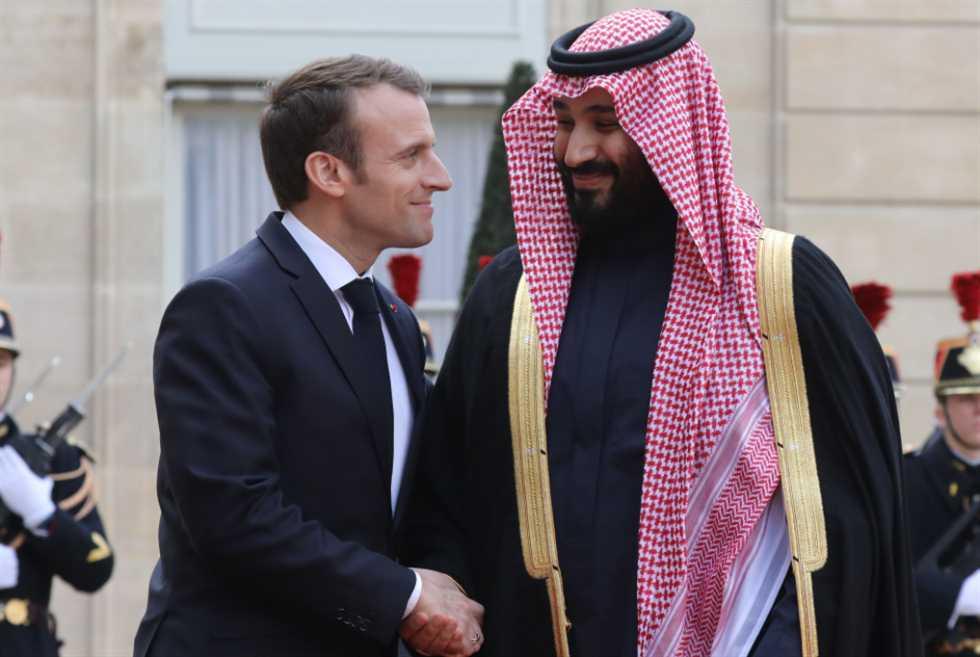 ابن سلمان اختتم زيارة «باردة» لفرنسا: خلاف حول إيران... وعقود مؤجّلة