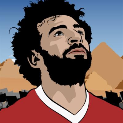 مصر ونجم نجومها: محمد صلاح «واكل الجو»