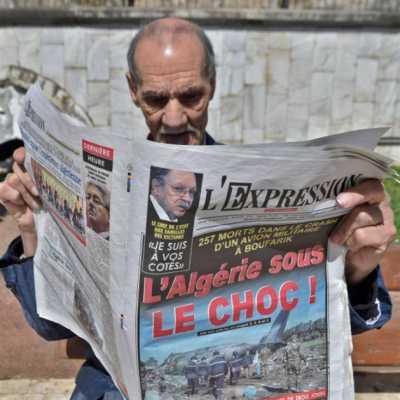 تحطّم الطائرة العسكرية: حدادٌ... وغضب ضدّ المغرب