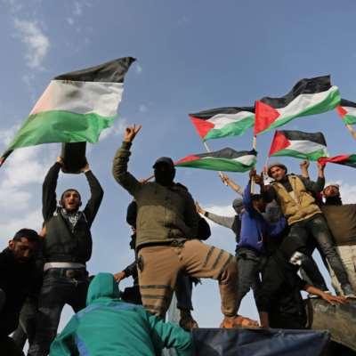 أكثر من 100 إصابة في «جمعة حرق العلم الإسرائيلي»
