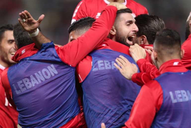 منتخب لبنان في التصنيف الثالث في قرعة كأس آسيا