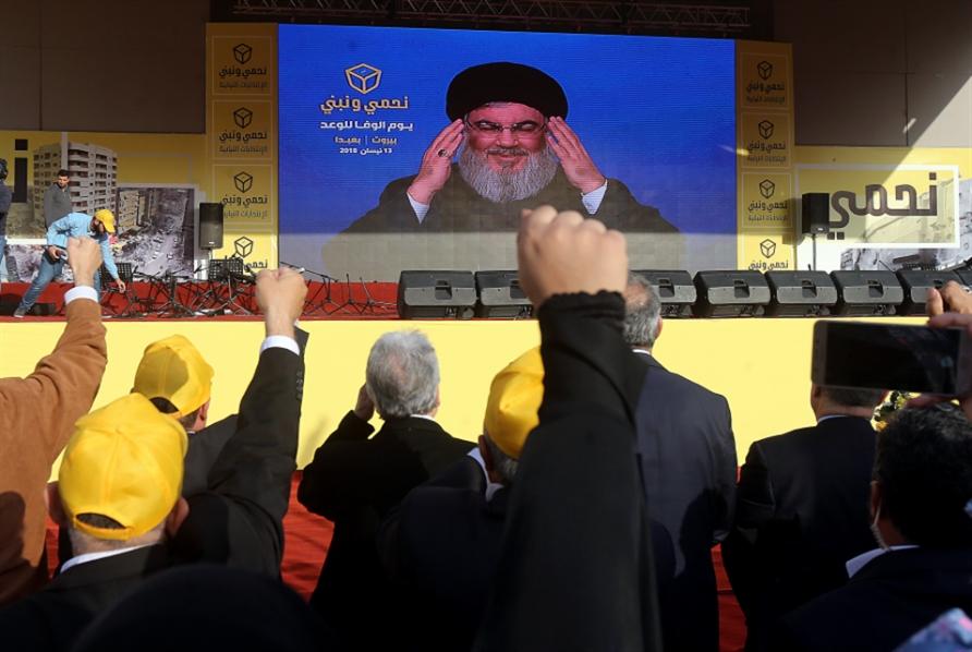 نصرالله: ضربة «تي فور» مفصلية... وإسرائيل أصبحت في وجه إيران