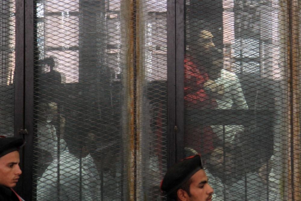 الإعدامات في مصر: العدالة فوق المشنقة!