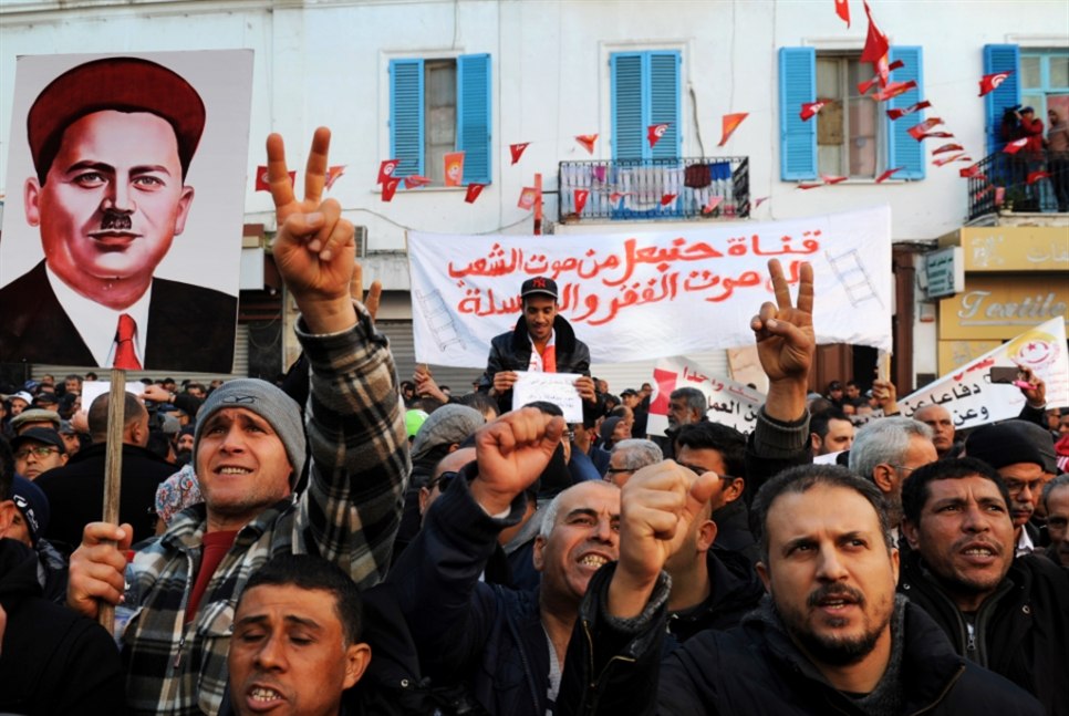 «اتحاد الشغل»: تقلبات وصراعات نصف قرن
