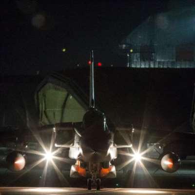 سين جيم | قصف مطار الـ «تي فور»
