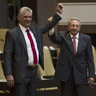 ميغيل دياز ــ كانيل رئيساً لكوبا