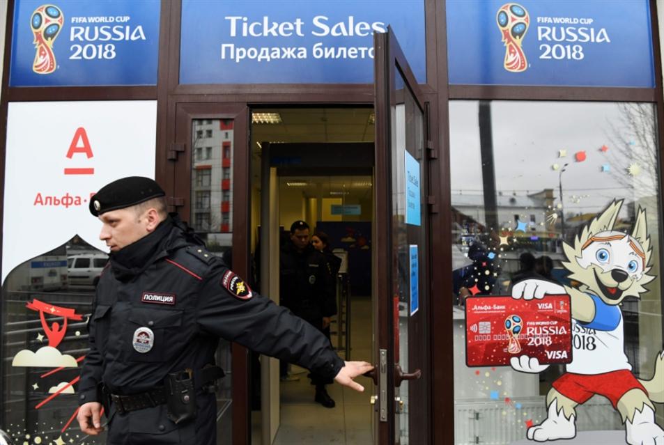 الأمن هاجس المونديال: موسكو وفولغوغراد وروستوف على الموعد