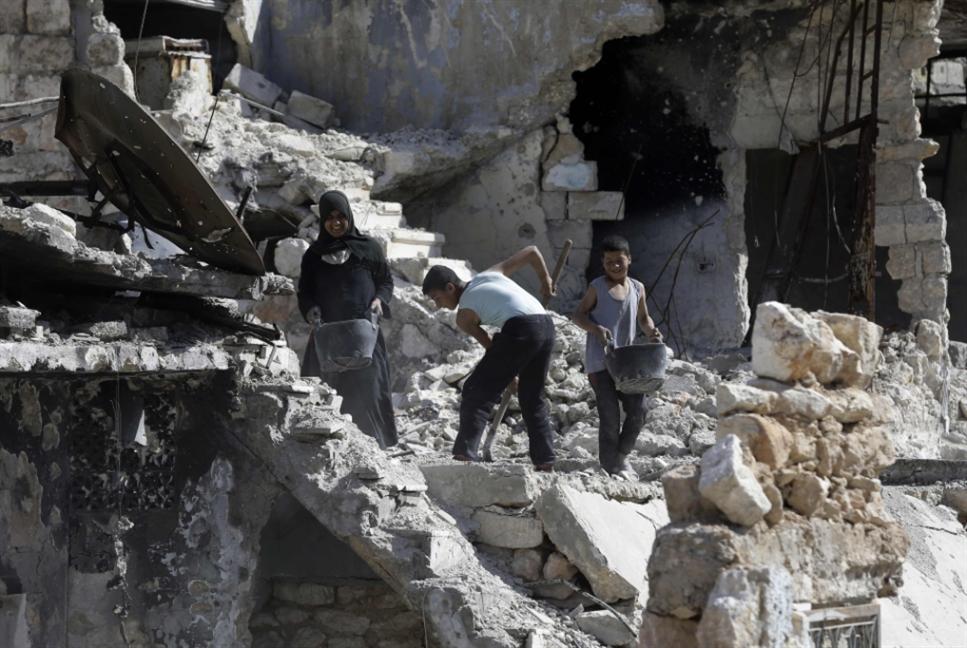 عمالة الأطفال في حلب: من «احتياط» إلى ضرورة