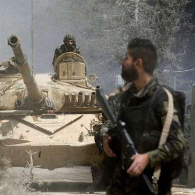 إنهاء «جيب داعش» الدمشقي... يبدأ بالنار