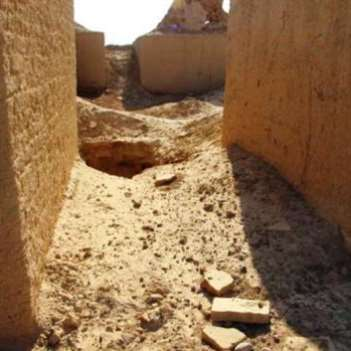 مواقع دير الزور الاثرية: تخريب ممنهج