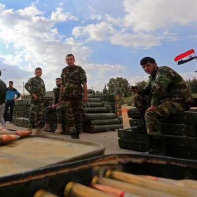 ريف دمشق: استكمال الاتفاقات والمعارك