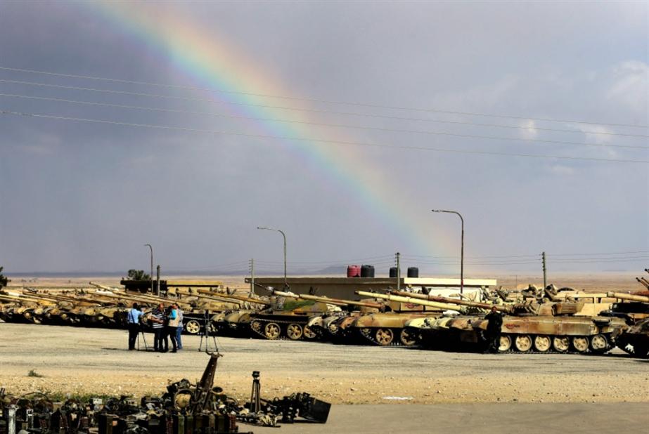 الجيش لعزل «جيب اليرموك» من الشرق