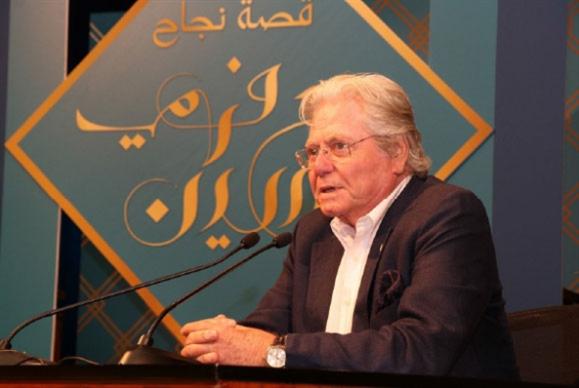 روى «قصة نجاحه» في «جامعة بيروت العربية»