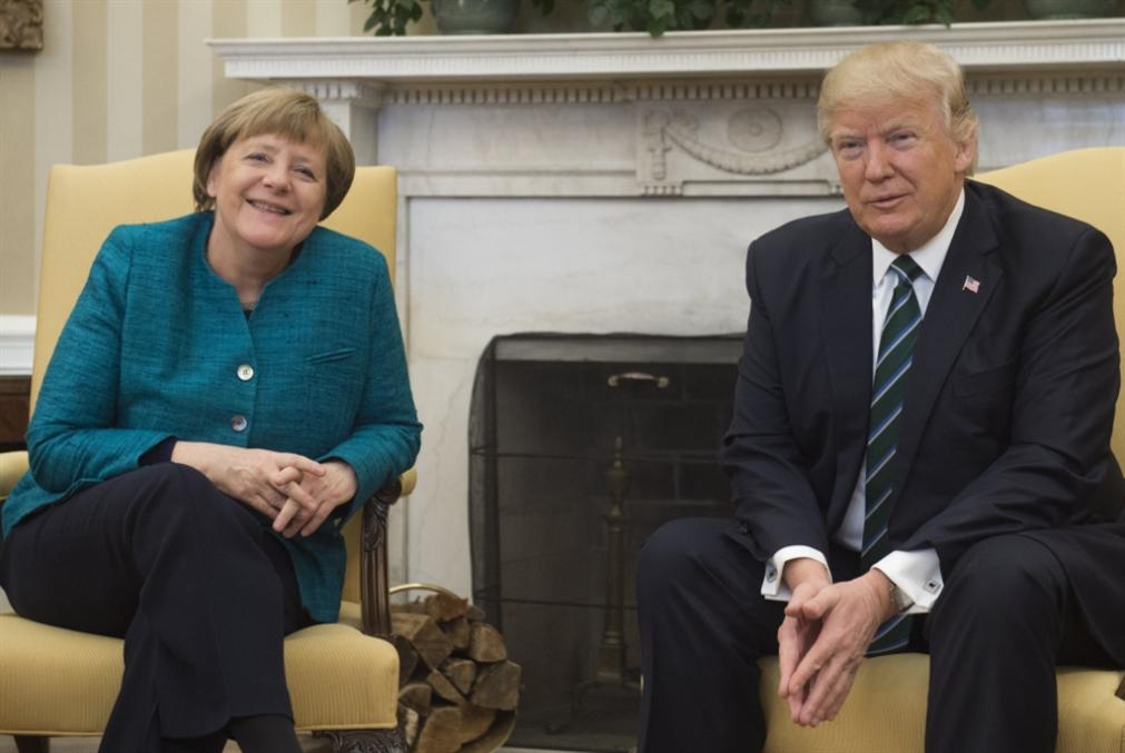 بعد فشل ماكرون... ميركل تجرّب حظّها «نووياً» مع ترامب