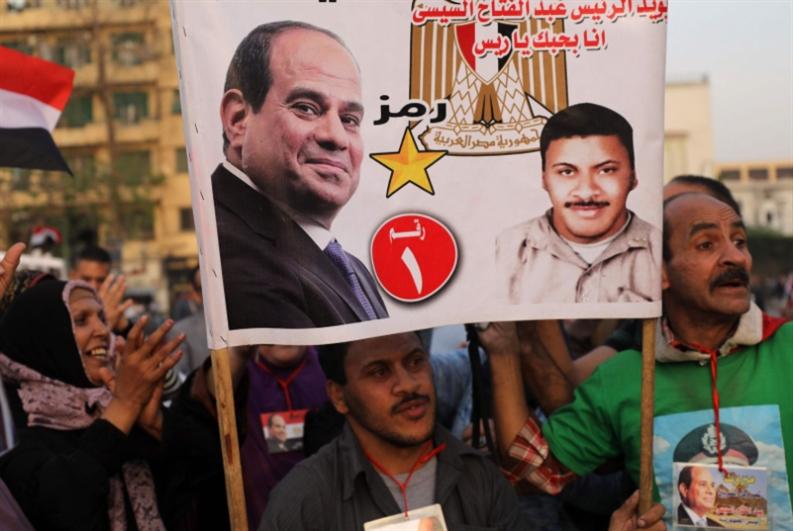 مصر | الائتلاف البرلماني يتحوّل إلى «حزب 2020»
