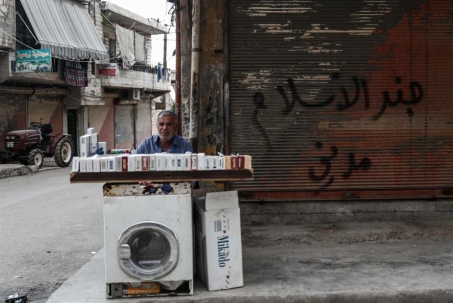 «مدني» في عفرين