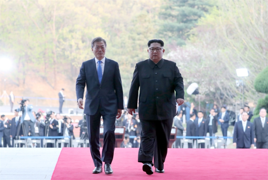 قمة الكوريتين: الجنوب ينتظر «التوقيع» الأميركي