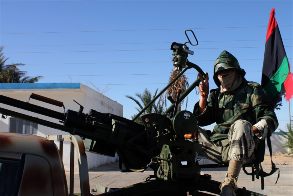 سلطات طرابلس... في يد الميليشيات