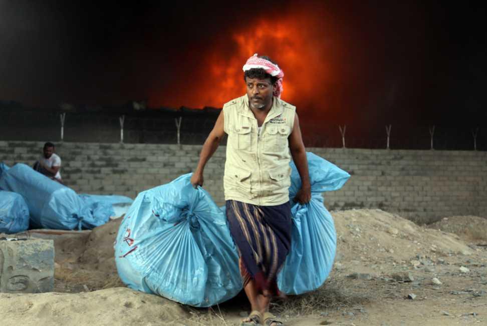اليمن: رسالة البحر الأحمر تصل واشنطن