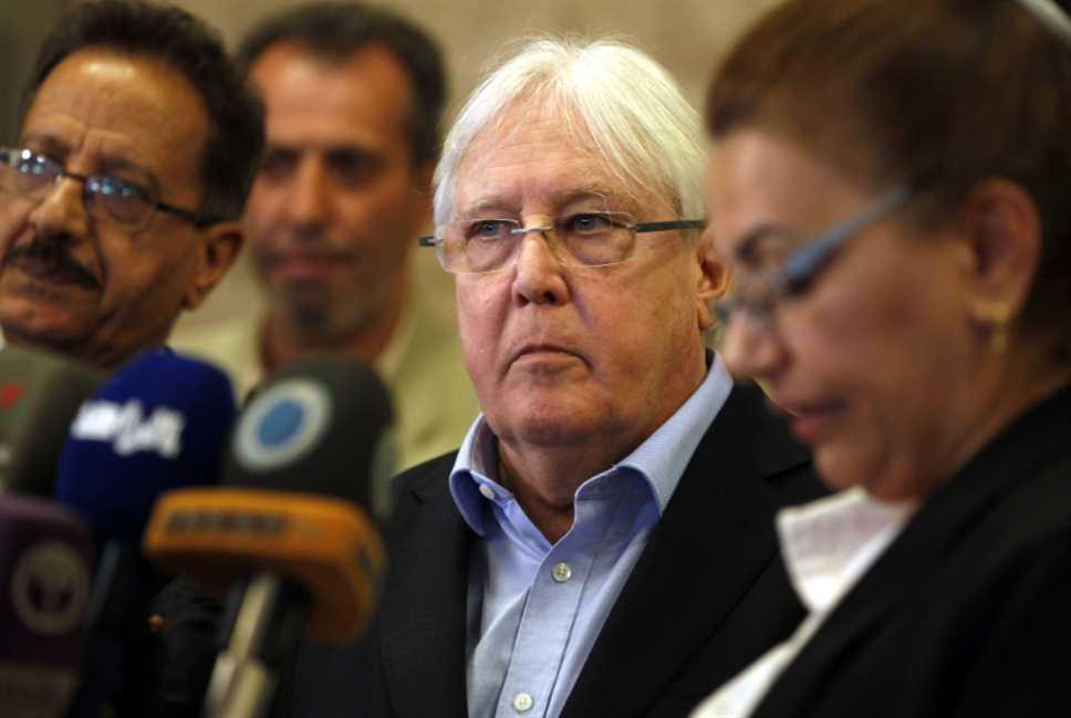 الأمم المتحدة تخشى «المحافظات المحرّرة»: غريفيث لن يحطّ في عدن!