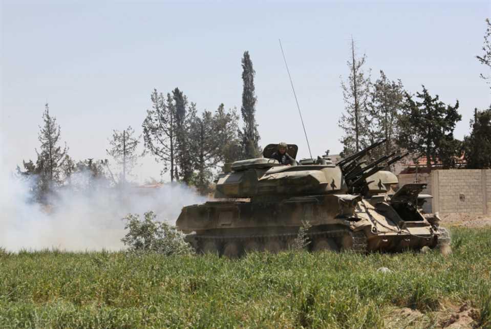 اعتداء إسرائيلي على سوريا... من الأجواء اللبنانية