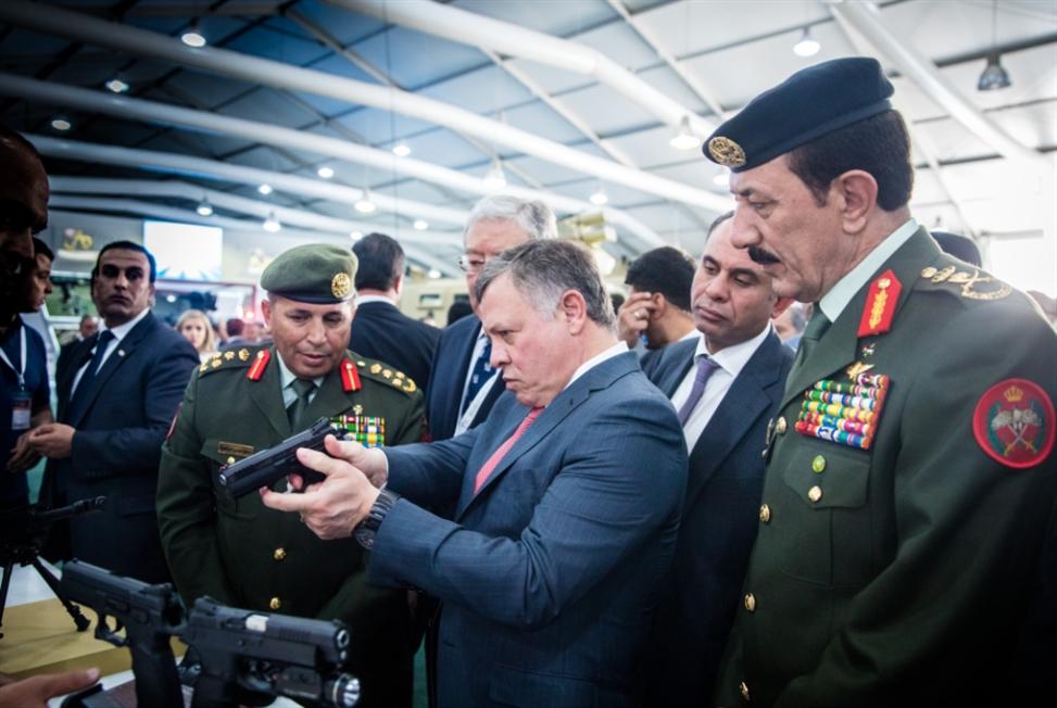 «سوفكس»: سوق الحرب المفتوحة على الأرض الأردنية