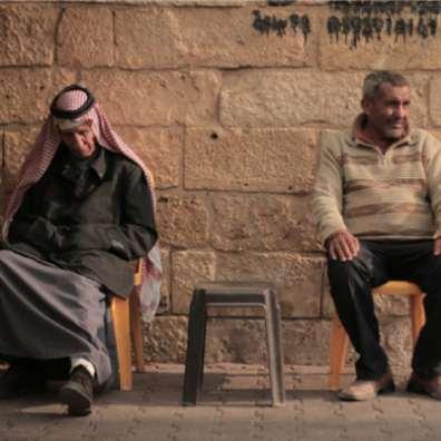 المقدسي عبد الفتاح عرفات: عمري أكبر من إسرائيل